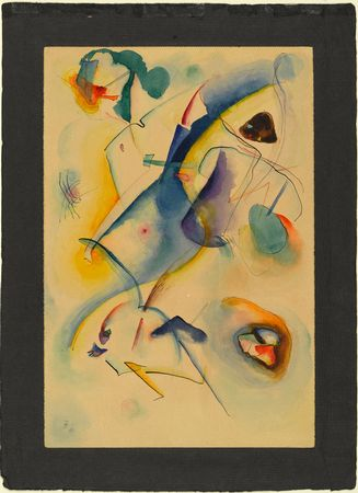 Painter Wassily Kandinsky. ��� ��������.