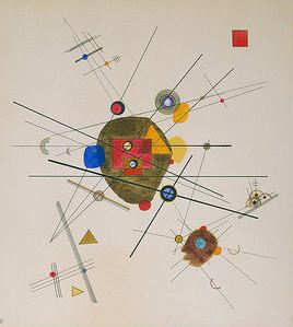 Composition III (1923)  by Wassily Kandinsky