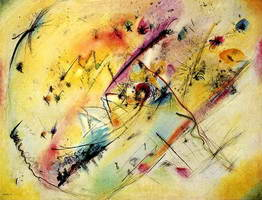 Light Picture (1913) by Wassily Kandinsky