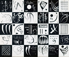 Wassily Kandinsky. Thirty, 1937
