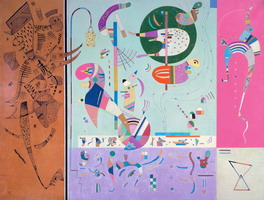 Wassily Kandinsky. Various Parts, 1940