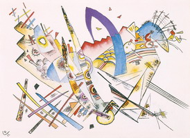 Sin Titulo (1923) by Wassily Kandinsky