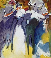 Impression VI (Sunday) (1911) by Wassily Kandinsky