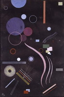 Untitled (1924) by Wassily Kandinsky