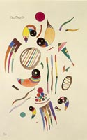 Untitled (1940) by Wassily Kandinsky