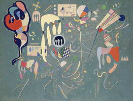Wassily Kandinsky. Various Actions, 1941