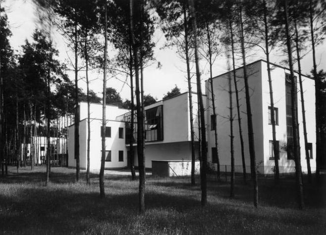 Masters' Houses in Dessau