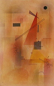 Composition (1928)  by Wassily Kandinsky