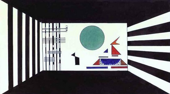 Picture II, Gnomus (1928)  by Wassily Kandinsky