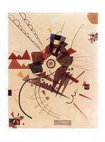 All Around (1925) by Wassily Kandinsky