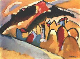 Autumn (1909 - 1910) by Wassily Kandinsky