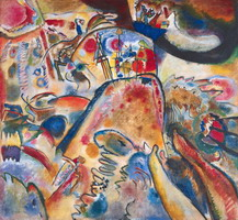 Wassily Kandinsky. Small Pleasures,