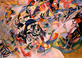 Composition VII (1913) by Wassily Kandinsky