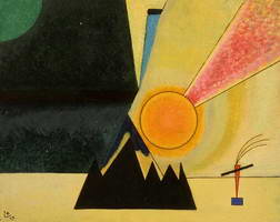 Development (1926) by Wassily Kandinsky