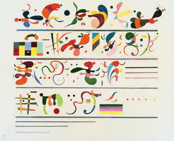 Succession (1935) by Wassily Kandinsky