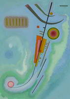 Leichtes (1930) by Wassily Kandinsky