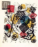 Small Worlds V (1922) by Wassily Kandinsky