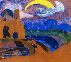Wassily Kandinsky. The Comet,