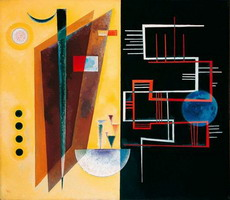 Inner Alliance (1929) by Wassily Kandinsky