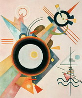 Wassily Kandinsky. Image with Arrow, 1928