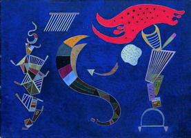 The Arrow (1943) by Wassily Kandinsky