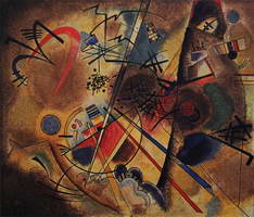 Small Dream In Red (1925) by Wassily Kandinsky