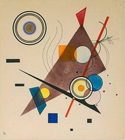 Wassily Kandinsky. Composition II,