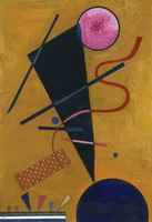 Сontact (1924) by Wassily Kandinsky