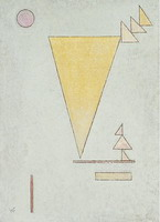 White (1930) by Wassily Kandinsky