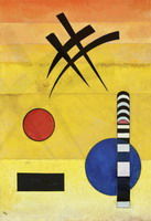 Sign (1925) by Wassily Kandinsky
