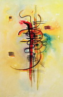 Aquarell #326 (1928) by Wassily Kandinsky