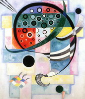 Fixed (1935) by Wassily Kandinsky