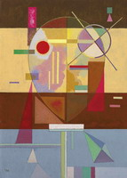 Wassily Kandinsky. Disintegrated Tension,